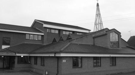 St Peter's Anglican Church (new), Charles Street, Hillfields │ 2013