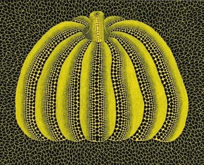 PUMPKIN [KUER], 2013 Acrylic on canvas 130.3 x 162 cm 51 1/4 x 63 3/4 in (KUSA 944).
