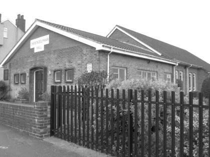 Christadelphian Hall, Grosvenor Road │ 2014