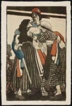 GREIFFENHAGEN, Maurice. The Restoration of Alsace-Lorraine to France (1917)
