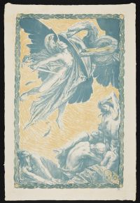 RICKETTS, Charles. Italia Redenta (1917)