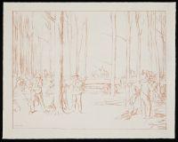 ROTHENSTEIN, William. Timber-hauling (1917)