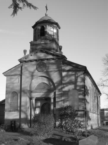 St Bartholomew's Anglican Church, Binley. Grade I listed │ 2013