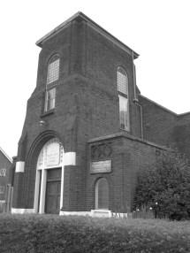 Unitarian Church, Holyhead Road │ 2013