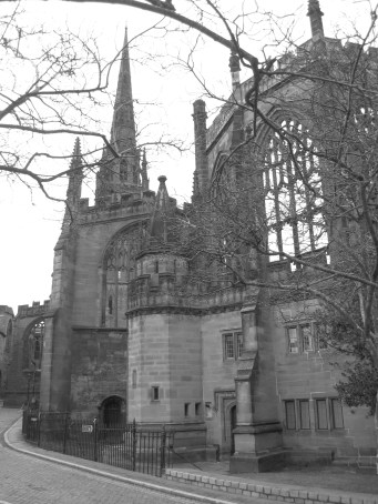 St Michael's Anglican Cathedral (old). Grade I listed │ 2013