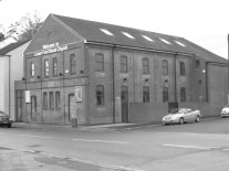 Lower Ford Street Baptist Church (after renovation) │ 2014