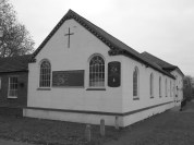 Longford Baptist Church (new), Oban Road │ 2013