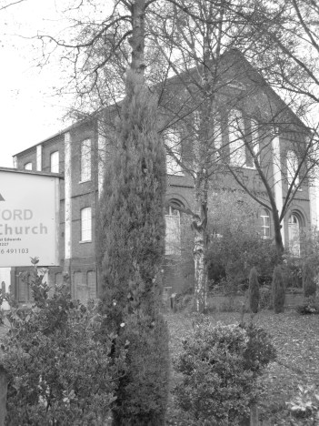 Longford Baptist Church (old), Lady Lane │2013