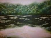 A LAKE OF LILIES (BOSHERSTON)
