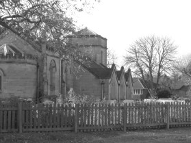 St James Anglican Church, Styvechall. Grade II listed │ 2013