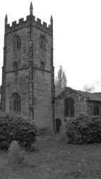 St Lawrence Anglican Church, Old Church Rd, Foleshill. Grade II* listed │ 2013