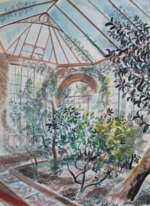 The Camellia House, Yorkshire Sculpture Park