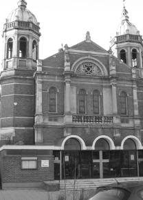 Warwick Road United Reformed Church │ 2013