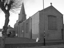 St George's Anglican Church, Barker's Butts Lane │ 2014
