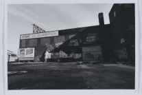 Untitled (Industrial, New York 0186:33), 1999-2000. Archival silver gelatin print, 23 5/16 x 19 inches