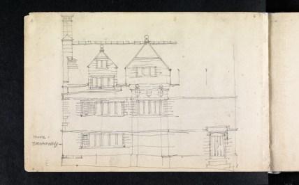 Tudor House, High Street, Broadway, Worcestershire 1894