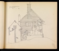 Cottage, Walberswick, Suffolk 1914