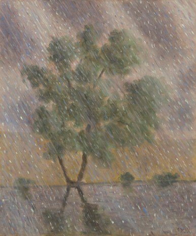 Rainy Tree, 2014, Courtesy of Kerlin Gallery