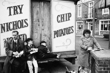 Great Yarmouth, 1966, by Tony Ray-Jones
