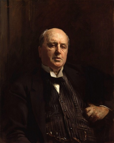 Henry James, 1913