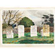 Kenneth Rowntree, The Livermore Tombs, Barnston, Essex. c. 1940