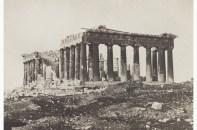 """""""Le Parthénon de l'Acropole d'Athènes"""" (1852), by Eugène Piot"""