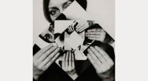 Dóra Maurer, Seven Rotations 1–6, 1979. Collection of Zsolt Somlói and Katalin Spengler © Dóra Maurer