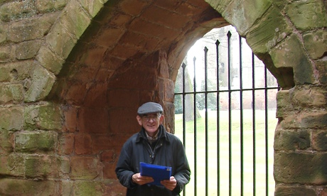 Richard Morris based his own course on English Gothic architecture around a series of weekly visits to cathedrals and parish churches