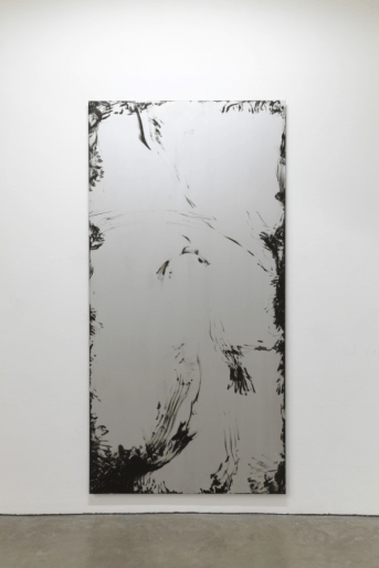 A K Dolven, just another puberty, 2014. Oil on aluminium. Photo: Stuart Whipps