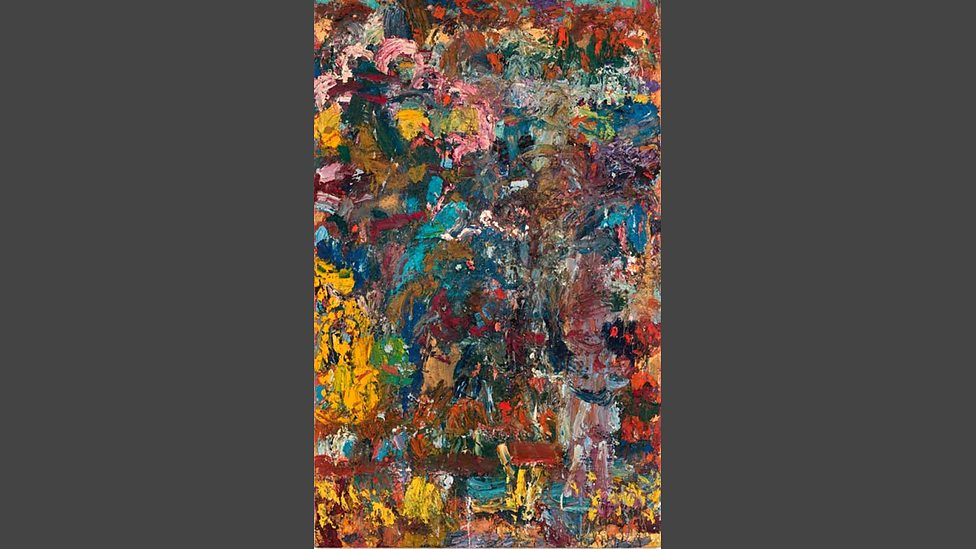 Sabrina, 1978 - 1979, oil on canvas