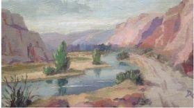 Delyth Llwyd Evans de Jones: Y Daith i'r Andes