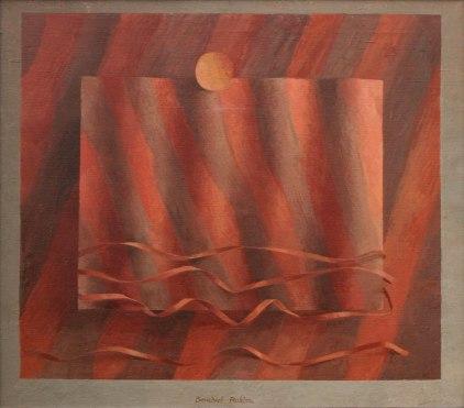 Dawn unfolding. Oil on canvas. 55x63 cm. 1983