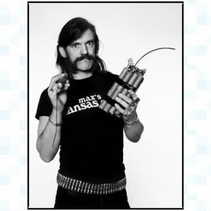 Lemmy Kilmister, London, 1982