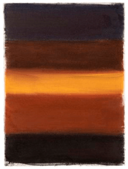 3.3.15, 2015. Pastel on paper, 76.2 x 55.9 cm / 30 x 22 in
