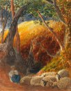 The Magic Apple Tree (c. 1830), Samuel Palmer