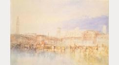 Joseph Mallord William Turner: Venice: The Riva degli Schiavoni, 1840