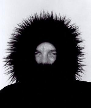 Brian Griffin, bromide print, 1988, (detail), National Portrait Gallery