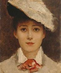 Louise Jopling, 1877, Manchester City Galleries