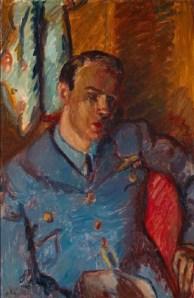 Matthew Arnold Bracy Smith: Roald Dahl, 1944