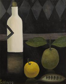 Yellow Apple, 2009