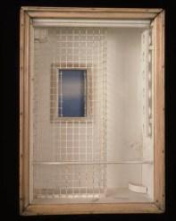 Toward the Blue Peninsula: for Emily Dickinson, c. 1953. Box construction. 36.8 x 26 x 14 cm. Photo: Quicksilver Photographers