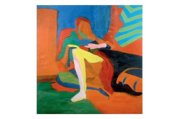 Figure in a Room, 1967