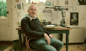 About Artists: CHRIS RIDDELL