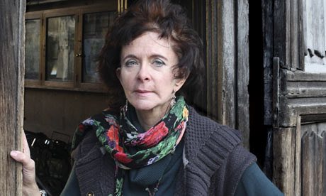 "The Guardian, interview, 28 November 2009: ""Now I want to get back my writing – that's the important thing."" Photograph: Eamonn McCabe."