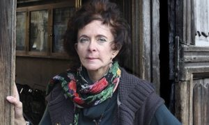 """The Guardian, interview, 28 November 2009: """"Now I want to get back my writing – that's the important thing."""" Photograph: Eamonn McCabe."""