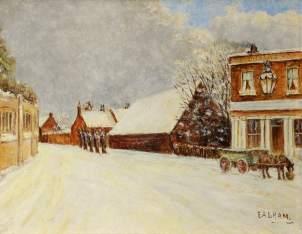 Southall Green, Ernest A. L. Ham (1874–1958), 1901
