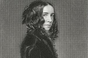 Clasics in Ñspel: OUT IN THE FIELDS WITH GOD, by Elizabeth Barrett Browning