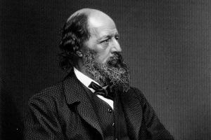Clasics in Ñspel: CROSSING THE BAR, by Alfred Tennyson