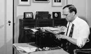 """The Guardian, 2020: """"I wish more people would read ... Damon Runyon's short stories."""" Photo: Granger Historical Picture Archive/Alamy."""