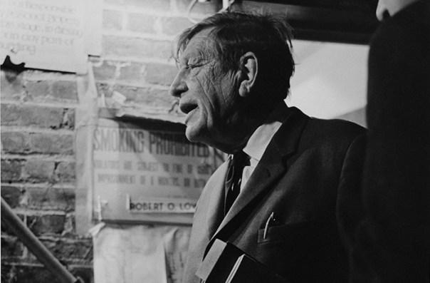 """Paris Review, 2018: """"A Homework Assignment from W. H. Auden."""" Photograph: Diane Dorr Dorynek."""
